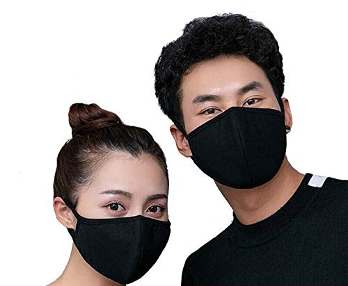 N95 N99 Anti Pollution Dust Mouth Mask PM2.5 Washable with Adjustable Straps Masks