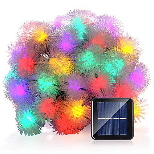 Planning A Christmas Party And Need Some Decor To Brighten Up The Day Look No Further As These Led Solar Lights Are Answer Your Prayer