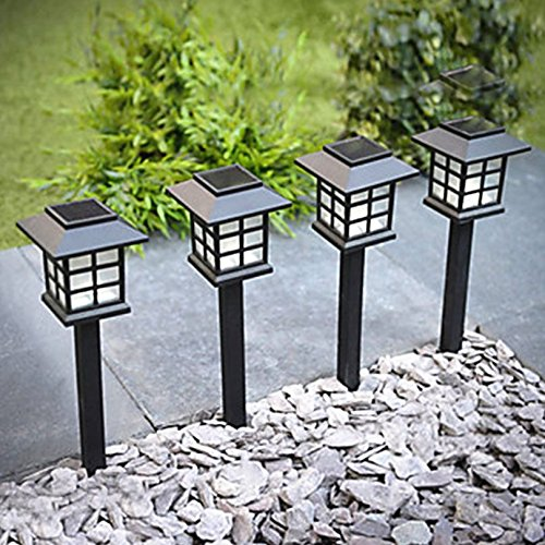 Sogrand Solar Pathway Lights U2013 8 Pack