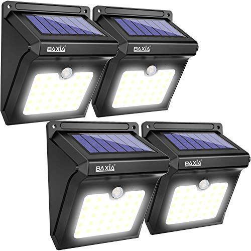 Best Outdoor Solar Motion Security Lights 2019 – Top 11 Reviews