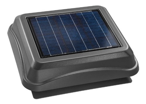 Top 10 Best Rated Solar Powered Attic Fans 2019 Reviews